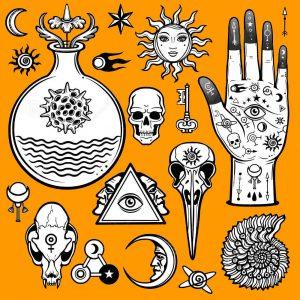 Магические знаки и всё о них