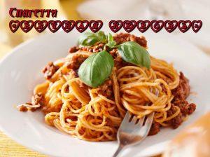 Магические спагетти